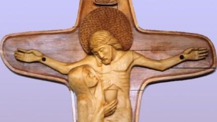 Maryja pod krzyżem1