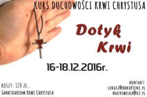 Dotyk Krwi @ Sanktuarium Krwi Chrystusa | Częstochowa | śląskie | Polska