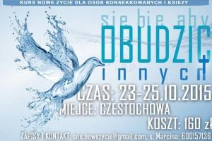 Kurs Nowe Życie dla kapłanów i osób konsekrowanych @ Częstochowa | śląskie | Polska