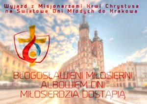 Światowe Dni Młodych z Misjonarzami Krwi Chrystusa @ Campus Misericordiae | Kraków | małopolskie | Polska