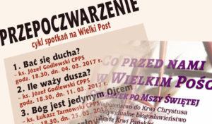 Fenomen człowieka (z cyklu tematów p.t Przepoczwarzenie) @ Sanktuarium Krwi Chrystusa | Częstochowa | Polska